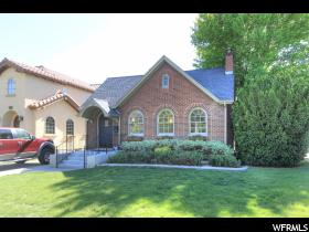 Home for sale at 926 S Greenwood Terrace, Salt Lake City, UT  84105. Listed at 529900 with 4 bedrooms, 2 bathrooms and 2,032 total square feet