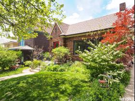 Home for sale at 183 N Q St, Salt Lake City, UT 84103. Listed at 399000 with 4 bedrooms, 2 bathrooms and 1,535 total square feet
