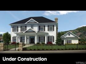 Casa Unifamiliar por un Venta en 941 E FENCE POST Road Fruit Heights, Utah 84037 Estados Unidos