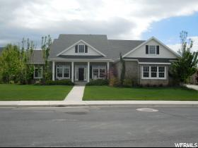 Casa Unifamiliar por un Venta en 944 E FENCE POST ROAD Fruit Heights, Utah 84037 Estados Unidos