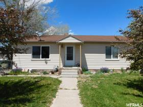 Home for sale at 157 E 900 North, Nephi, UT  84648. Listed at 120000 with 2 bedrooms, 1 bathrooms and 1,150 total square feet