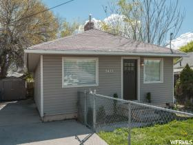Home for sale at 3475 S 1100 East, Salt Lake City, UT  84106. Listed at 215000 with 2 bedrooms, 1 bathrooms and 1,100 total square feet
