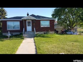 Home for sale at 3935 W 2550 South, Taylor, UT 84401. Listed at 260000 with 5 bedrooms, 2 bathrooms and 2,346 total square feet