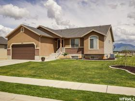 Home for sale at 5674 S 4525 West, Hooper, UT  84315. Listed at 294900 with 4 bedrooms, 3 bathrooms and 2,666 total square feet