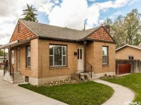 Home for sale at 924 E Elgin Ave, Salt Lake City, UT  84106. Listed at 290000 with 5 bedrooms, 2 bathrooms and 1,604 total square feet