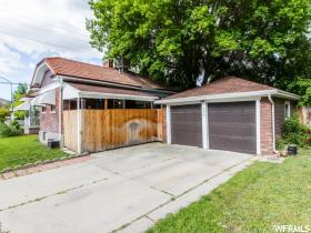 Home for sale at 404 E 1300 South, Salt Lake City, UT 84115. Listed at 249900 with 3 bedrooms, 2 bathrooms and 1,494 total square feet