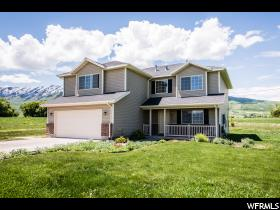 Home for sale at 857 N 100 West, Mendon, UT 84325. Listed at 339900 with 4 bedrooms, 3 bathrooms and 2,549 total square feet