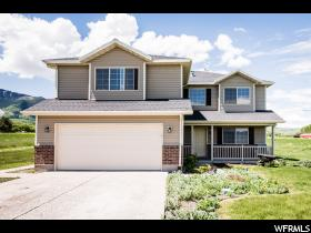 Home for sale at 857 N 100 West, Mendon, UT 84325. Listed at 329900 with 4 bedrooms, 3 bathrooms and 2,549 total square feet