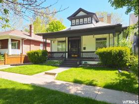Home for sale at 1024 E Herbert Ave, Salt Lake City, UT  84105. Listed at 460000 with 4 bedrooms, 2 bathrooms and 2,512 total square feet