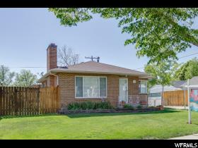 Home for sale at 2626 S 1700 East, Salt Lake City, UT 84106. Listed at 399000 with 4 bedrooms, 2 bathrooms and 2,124 total square feet