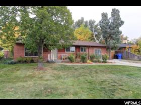 Home for sale at 4125 S 1615 East, Salt Lake City, UT  84124. Listed at 299900 with 3 bedrooms, 2 bathrooms and 1,730 total square feet