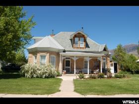 Home for sale at 215 E 200 South, Nephi, UT  84648. Listed at 210000 with 4 bedrooms, 2 bathrooms and 2,383 total square feet