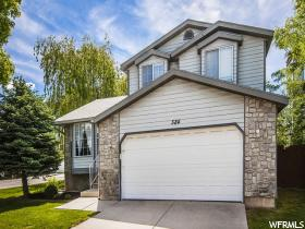 Home for sale at 584 E Bulrush Way, South Salt Lake, UT 84106. Listed at 284900 with 4 bedrooms, 3 bathrooms and 1,714 total square feet
