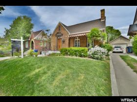 Home for sale at 929 S Greenwood Ter, Salt Lake City, UT  84105. Listed at 449900 with 3 bedrooms, 2 bathrooms and 2,184 total square feet