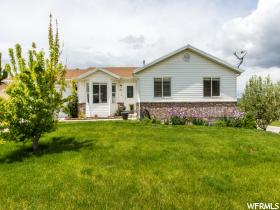 Home for sale at 766 S 530 East, Nephi, UT  84648. Listed at 205000 with 4 bedrooms, 2 bathrooms and 2,298 total square feet