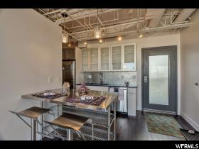 Home for sale at 360 W 300 South #602, Salt Lake City, UT  84101. Listed at 395000 with 2 bedrooms, 2 bathrooms and 733 total square feet