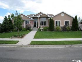 Home for sale at 3881 W 12280 South, Riverton, UT  84065. Listed at 375000 with 6 bedrooms, 4 bathrooms and 3,544 total square feet