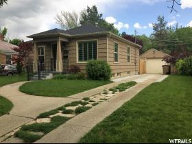 Home for sale at 2309 S 1800 East, Salt Lake City, UT  84106. Listed at 449000 with 4 bedrooms, 2 bathrooms and 1,824 total square feet