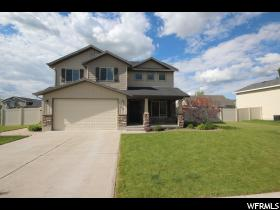 Home for sale at 1495 W 690 South, Logan, UT  84321. Listed at 210000 with 4 bedrooms, 3 bathrooms and 2,046 total square feet