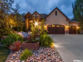 Casa Unifamiliar por un Venta en 21 S SHADOW BREEZE Road Kaysville, Utah 84037 Estados Unidos