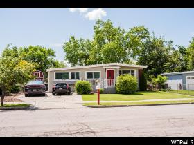 Home for sale at 351 N 300 West, Bountiful, UT 84010. Listed at 344900 with 5 bedrooms, 2 bathrooms and 2,606 total square feet