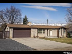 Home for sale at 363 N 300 West, Morgan, UT  84050. Listed at 315000 with 4 bedrooms, 2 bathrooms and 2,638 total square feet