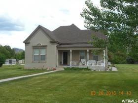 Home for sale at 411 E 200 South, Nephi, UT  84648. Listed at 160000 with 2 bedrooms, 1 bathrooms and 1,762 total square feet