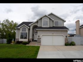 Home for sale at 1485  Calla Lily Way #8, Sandy, UT  84092. Listed at 409950 with 5 bedrooms, 4 bathrooms and 2,944 total square feet