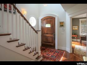 Home for sale at 1137 S Douglas St, Salt Lake City, UT  84105. Listed at 1500000 with 5 bedrooms, 7 bathrooms and 6,146 total square feet