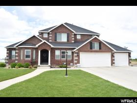Home for sale at 411 E Hollywood Ct, Grantsville, UT  84029. Listed at 588900 with 7 bedrooms, 5 bathrooms and 5,795 total square feet