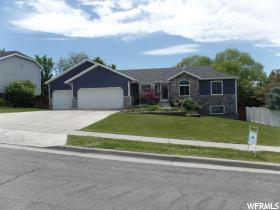 Home for sale at 1198 E Geode Way, Sandy, UT  84094. Listed at 359900 with 5 bedrooms, 3 bathrooms and 2,578 total square feet