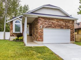 Home for sale at 1161 N 1100 West, Farmington, UT 84025. Listed at 240000 with 5 bedrooms, 2 bathrooms and 2,028 total square feet