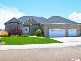 Home for sale at 1834 E Split Mtn Dr., Vernal, UT 84078. Listed at 369900 with 5 bedrooms, 4 bathrooms and 3,614 total square feet