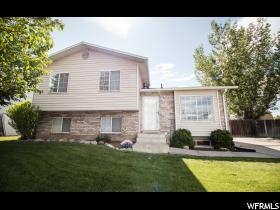 Home for sale at 5817 S 4050 West, Roy, UT 84067. Listed at 189900 with 5 bedrooms, 2 bathrooms and 1,808 total square feet