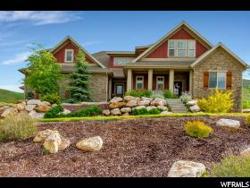 Home for sale at 4186 N Summer Rdg, Morgan, UT  84050. Listed at 750000 with 5 bedrooms, 4 bathrooms and 5,400 total square feet