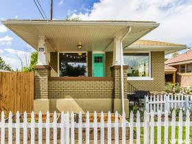 Home for sale at 275 E Kelsey Ave, Salt Lake City, UT 84111. Listed at 229900 with 2 bedrooms, 1 bathrooms and 1,176 total square feet