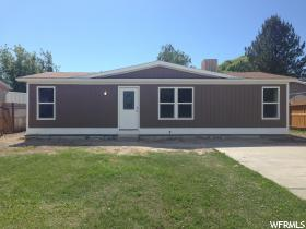 Home for sale at 2974 S Jamboree St, West Valley City, UT 84120. Listed at 159900 with 3 bedrooms, 2 bathrooms and 1,080 total square feet