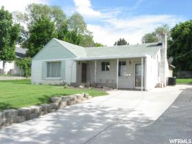 Home for sale at 125 W 9400 South, Sandy, UT 84070. Listed at 159900 with 2 bedrooms, 1 bathrooms and 984 total square feet