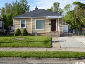 Home for sale at 519 E 8th St, Ogden, UT 84404. Listed at 149999 with 3 bedrooms, 1 bathrooms and 1,428 total square feet