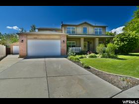 Home for sale at 4285 W 9380 South, West Jordan, UT  84088. Listed at 450000 with 5 bedrooms, 4 bathrooms and 3,768 total square feet