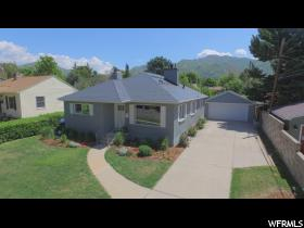 Home for sale at 1869 S 2000 East, Salt Lake City, UT  84108. Listed at 599000 with 4 bedrooms, 3 bathrooms and 2,672 total square feet