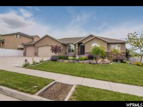 Home for sale at 14524 S Sun Bloom Ln, Herriman, UT 84096. Listed at 358000 with 5 bedrooms, 3 bathrooms and 3,095 total square feet