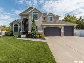 Home for sale at 761 E 3050 North, Lehi, UT  84043. Listed at 600000 with 6 bedrooms, 4 bathrooms and 5,342 total square feet