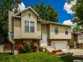 Home for sale at 417 W 150 North, Clearfield, UT 84015. Listed at 185000 with 3 bedrooms, 2 bathrooms and 1,454 total square feet
