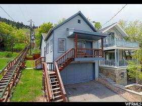 Home for sale at 501  Park Ave, Park City, UT  84060. Listed at 950000 with 3 bedrooms, 2 bathrooms and 1,354 total square feet