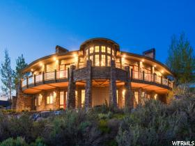 Home for sale at 7185 N Sage Meadow Rd, Park City, UT  84098. Listed at 1599000 with 4 bedrooms, 5 bathrooms and 4,818 total square feet