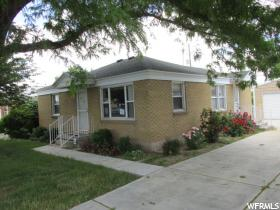 Home for sale at 3431 S 3450 West, West Valley City, UT 84119. Listed at 139900 with 2 bedrooms, 1 bathrooms and 992 total square feet