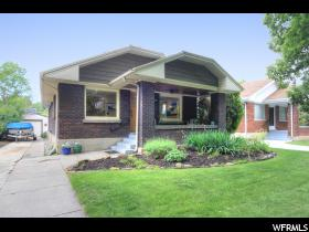 Home for sale at 986 S Windsor, Salt Lake City, UT  84105. Listed at 469500 with 4 bedrooms, 2 bathrooms and 1,800 total square feet