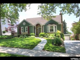 Home for sale at 510  11th Ave, Salt Lake City, UT  84103. Listed at 599500 with 4 bedrooms, 3 bathrooms and 2,956 total square feet