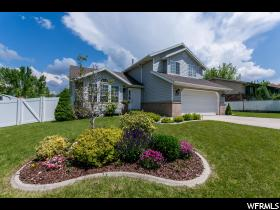 Home for sale at 1108 W 1340 North, Orem, UT  84057. Listed at 259900 with 5 bedrooms, 4 bathrooms and 2,186 total square feet